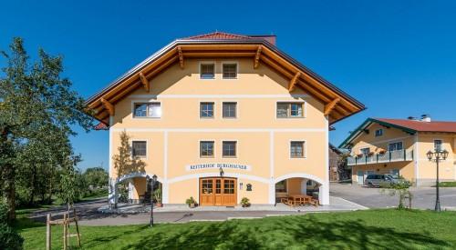 Burghauser Hauptgebäude